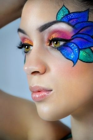 maquiagem carnaval 9