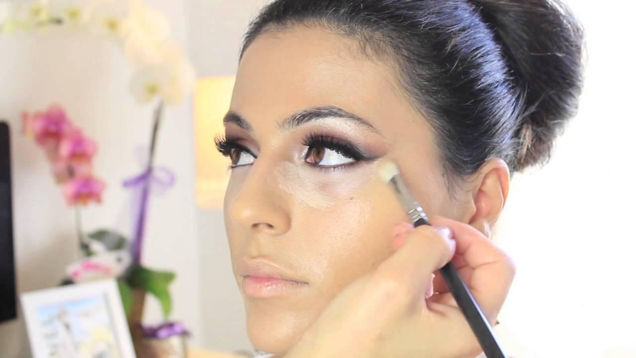 maquiagem de noiva como fazer