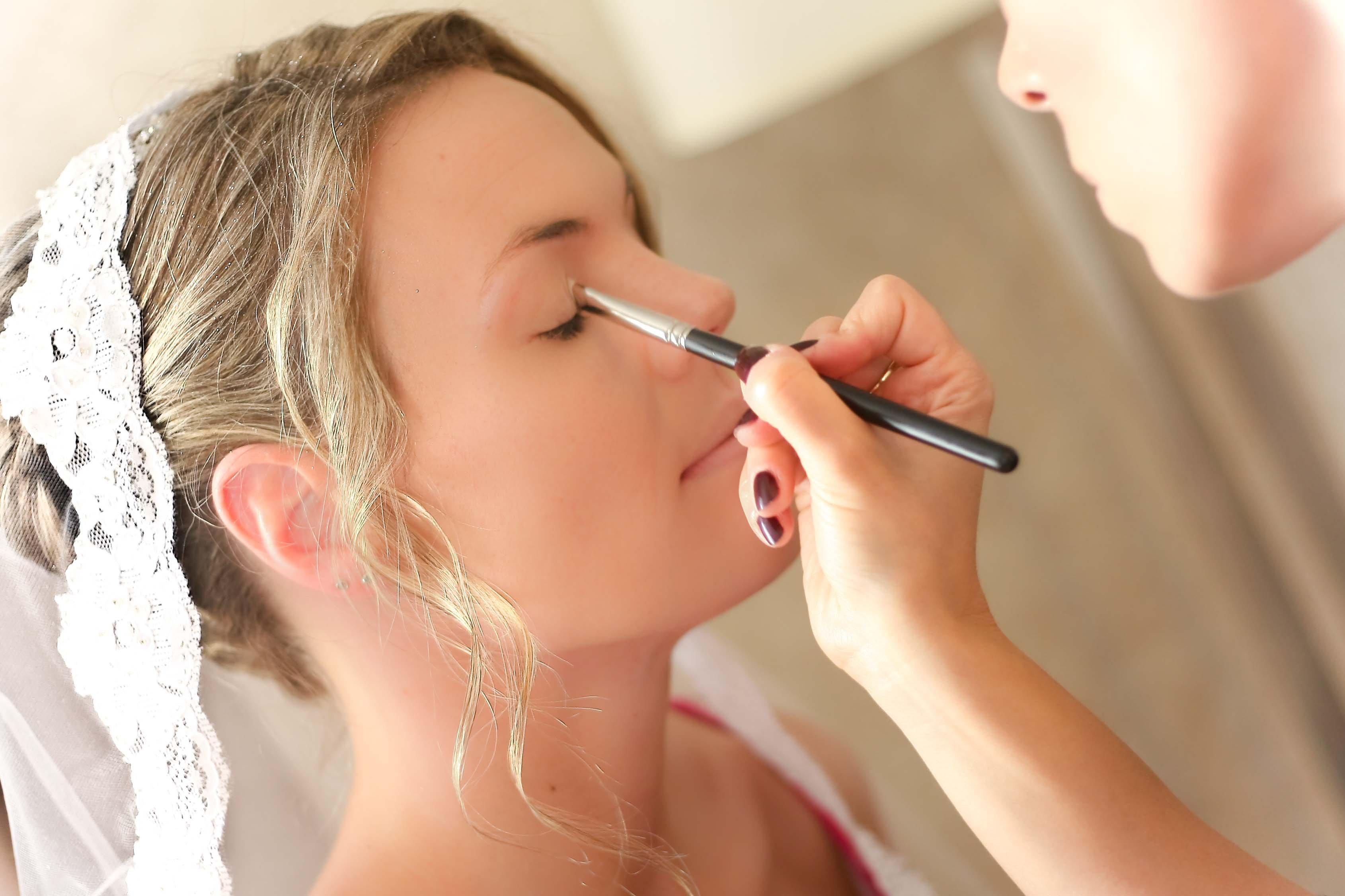 maquiagem de noiva passo a passo