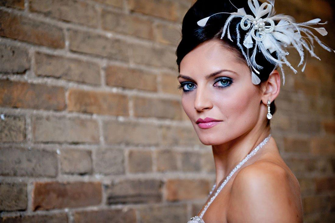 maquiagem de noiva simples