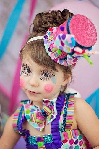 maquiagem festa junina crianca