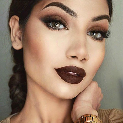 maquiagem marron dicas 2