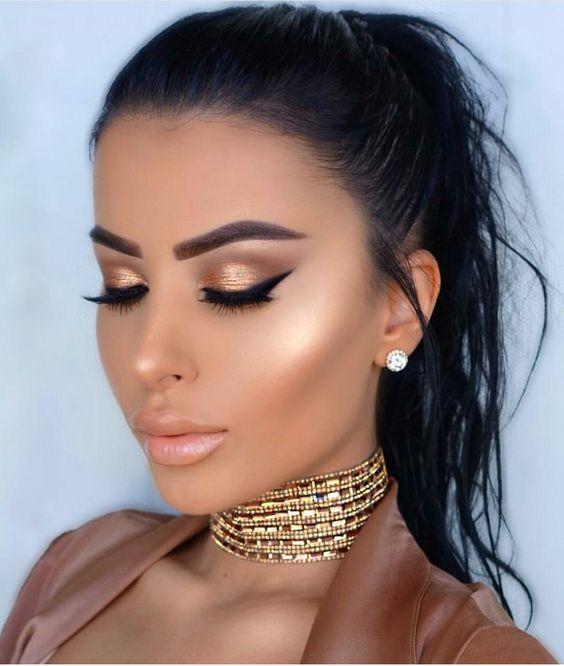 maquiagem natural noiva cobre
