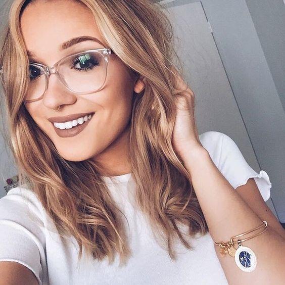 maquiagem para quem usa oculos 2