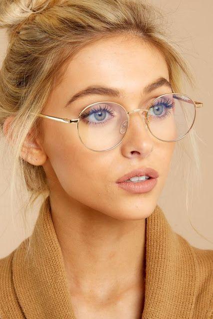 maquiagem para quem usa oculos 7