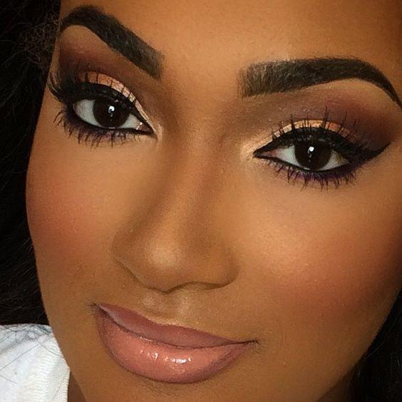maquiagem pele negra 5