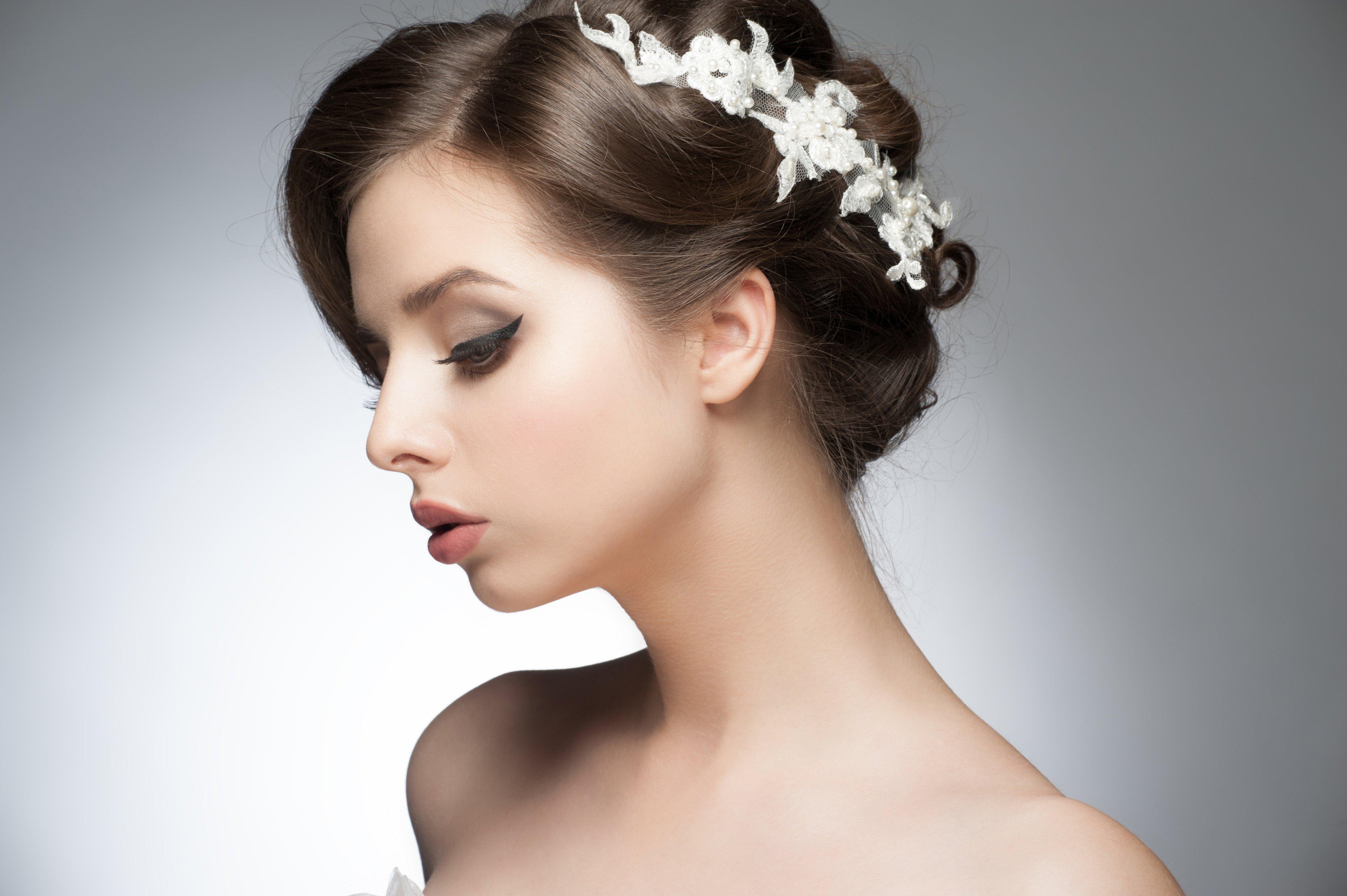 maquiagem simples para noiva