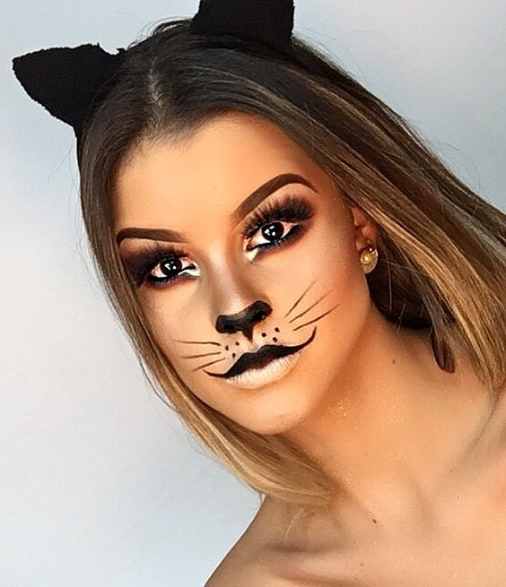 maquiagens halloween