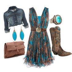 moda botas texana 5