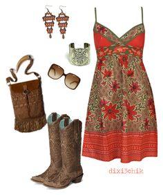 moda botas texana 6