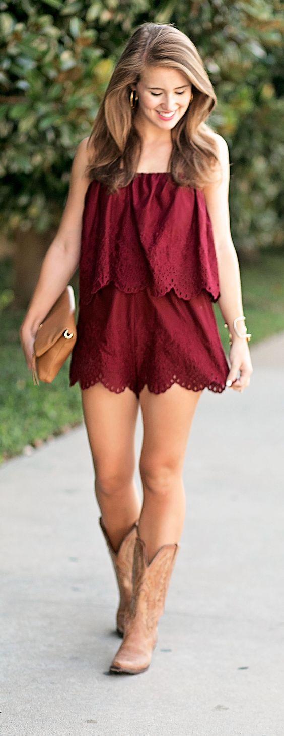 moda botas texana 9