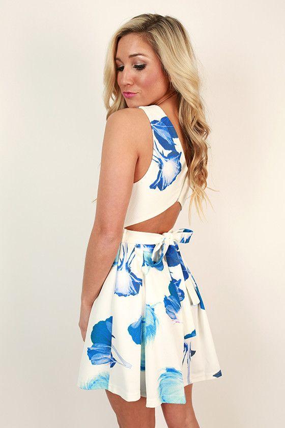 moda vestidos floridos 8
