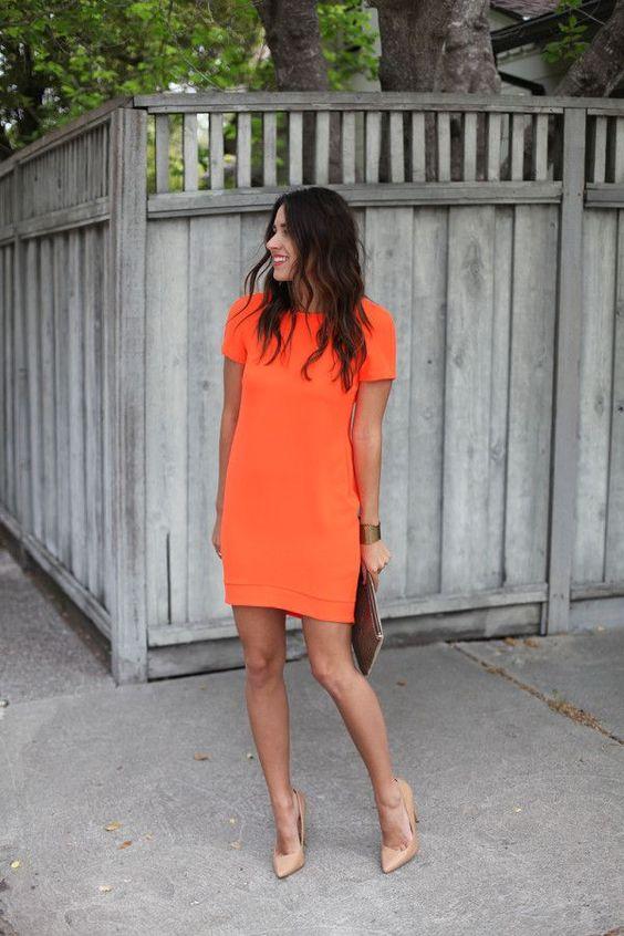modelo vestido festa simples 5