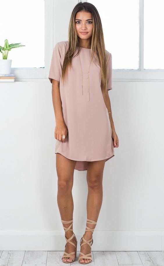 modelo vestido festa simples 6