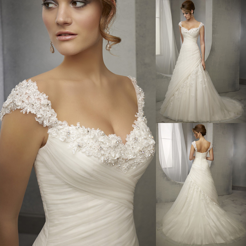 modelo vestido vintage para noiva