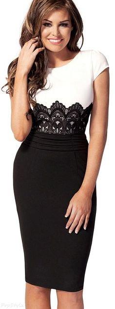 modelos dicas vestidos justos 2