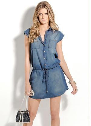 modelos outfits vestidos jeans 4