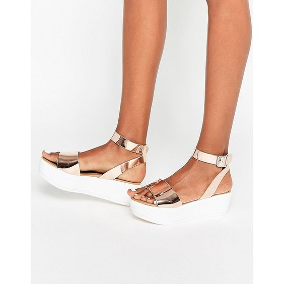 modelos sandalias metalizadas 1