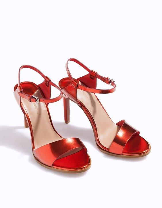 modelos sandalias metalizadas 4