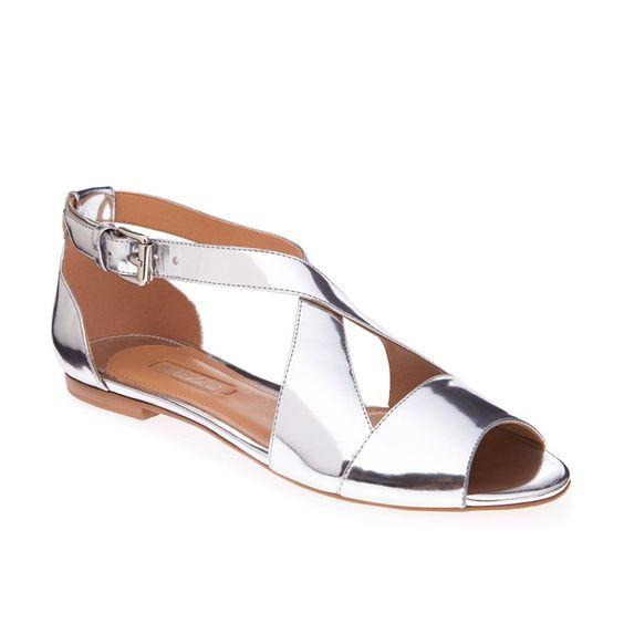 modelos sandalias metalizadas 8
