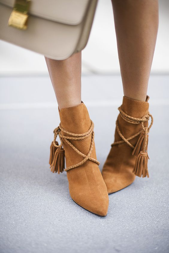 modelos sapato franja 1