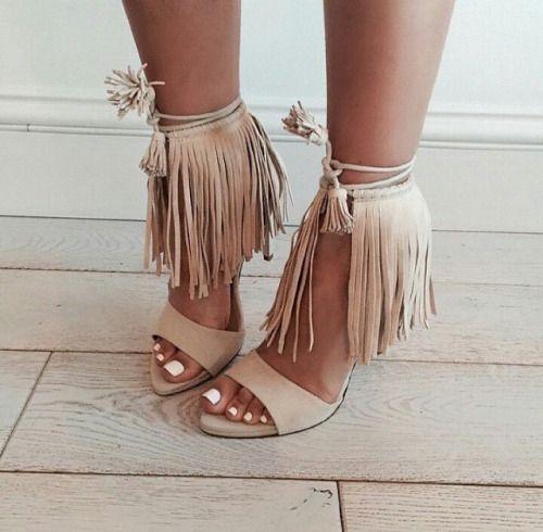 modelos sapato franja 4