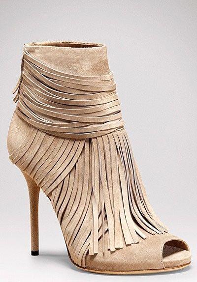 modelos sapato franja