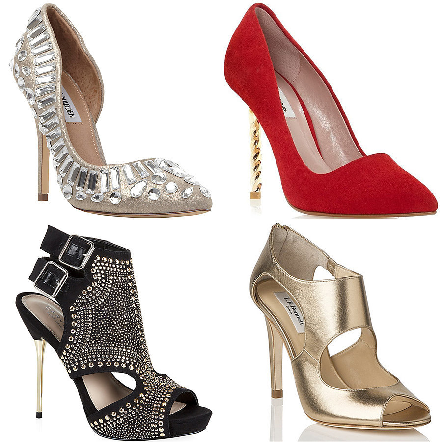 modelos sapatos de festa
