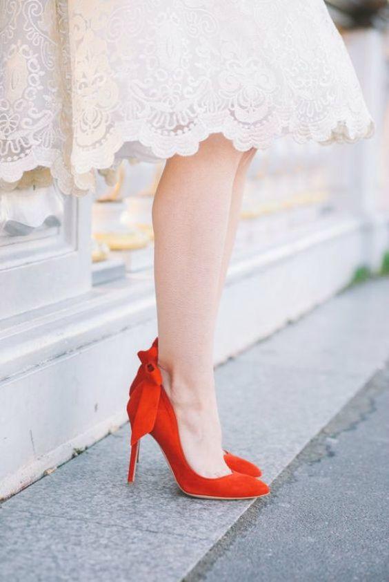 modelos sapatos noiva colorido 1