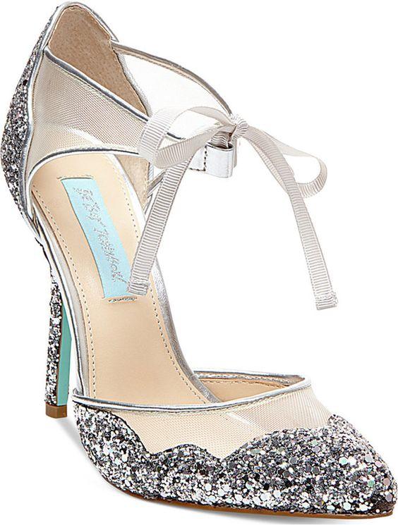 modelos sapatos noiva laco