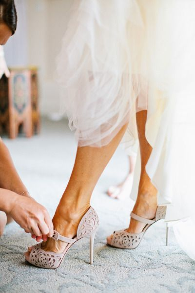 modelos sapatos noiva pele