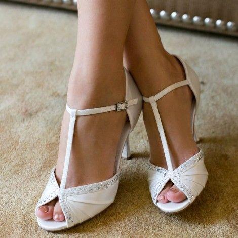 modelos sapatos noiva tendencia