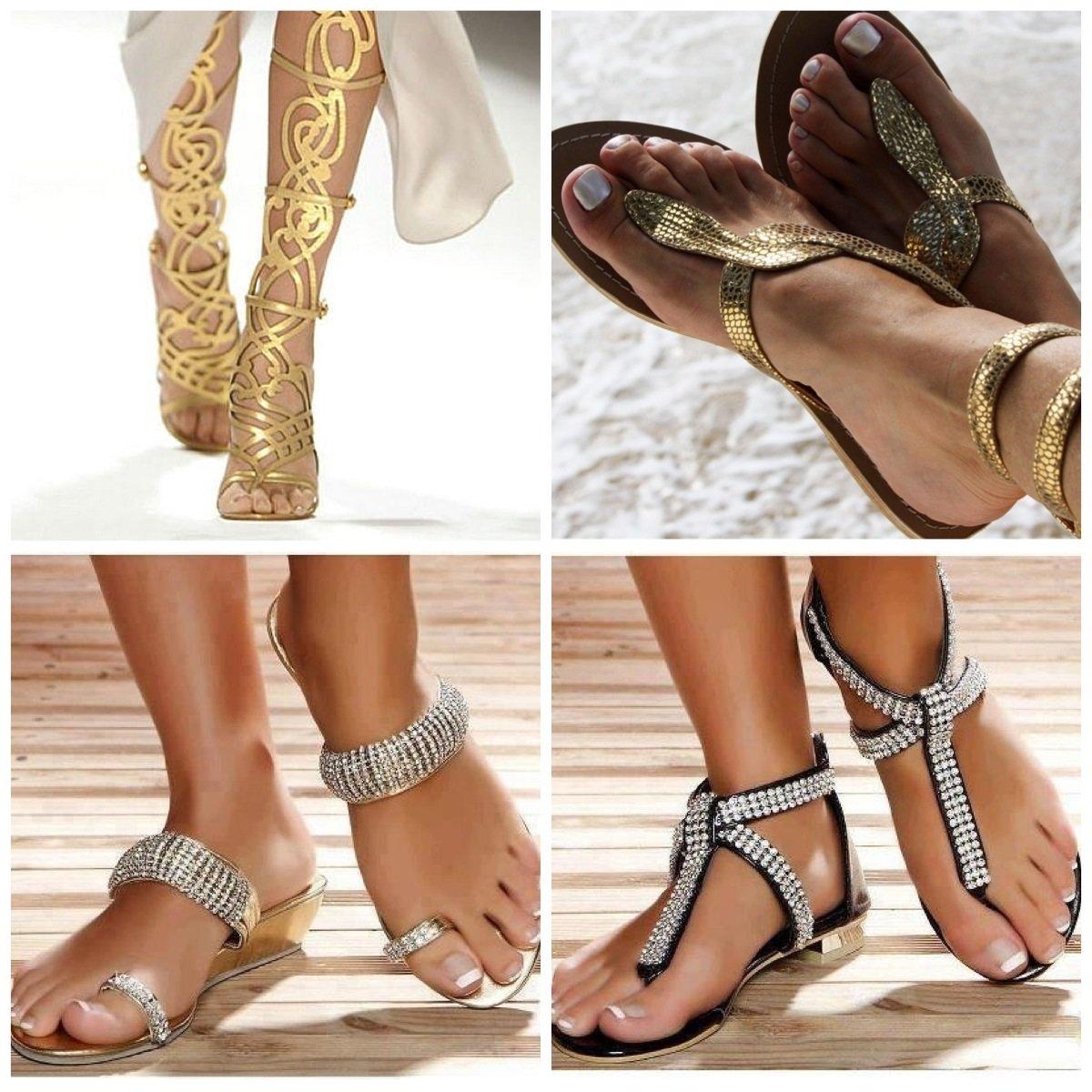 modelos sapatos para o reveillon