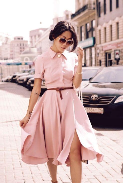 modelos vestido retro 11