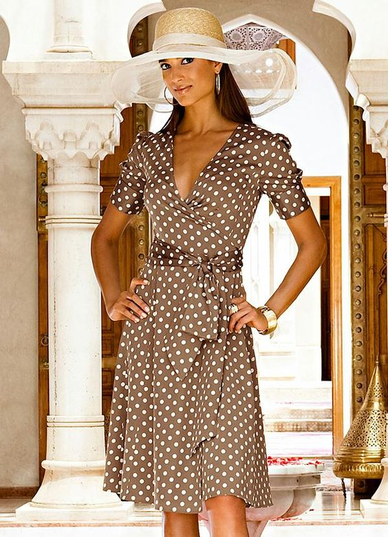 modelos vestido retro 6