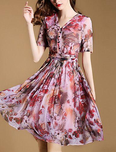 modelos vestido retro 9