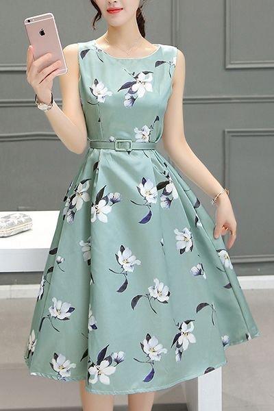 modelos vestido retro