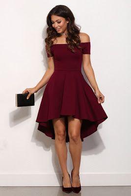 modelos vestidos dama curto