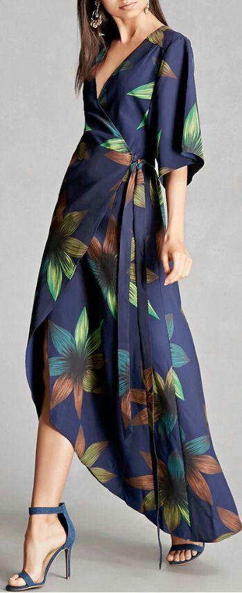 modelos vestidos estampas 2