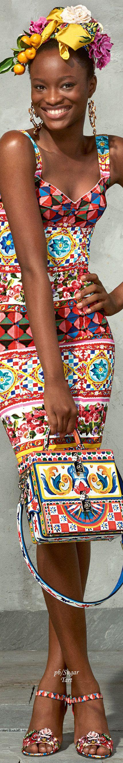 modelos vestidos estampas 9
