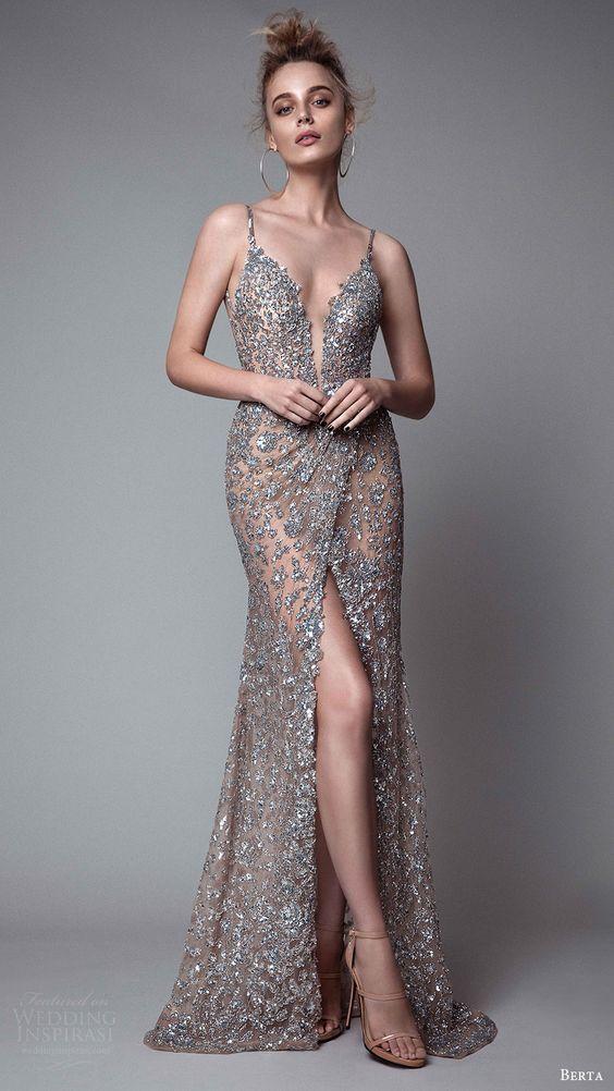 modelos vestidos fenda festa 1