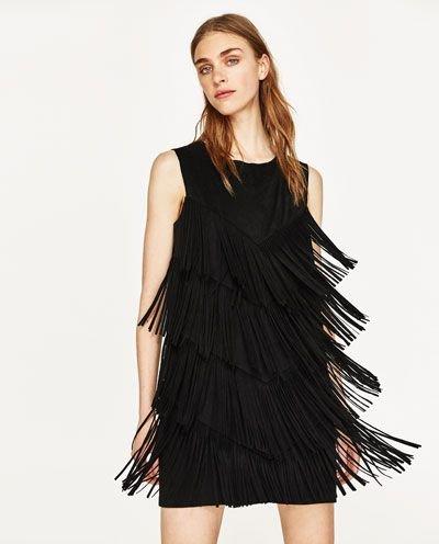 modelos vestidos franjas 2