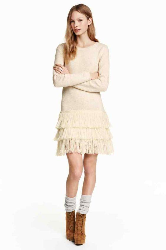 modelos vestidos franjas 8