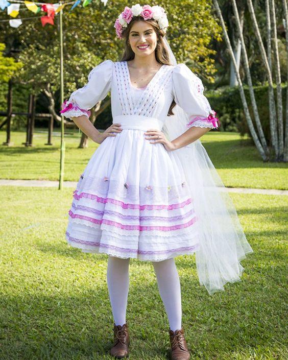 modelos vestidos quadrilha junina 4