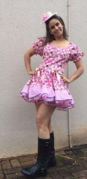 modelos vestidos quadrilha junina 5
