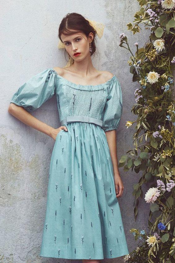 modelos vestidos romanticos 1