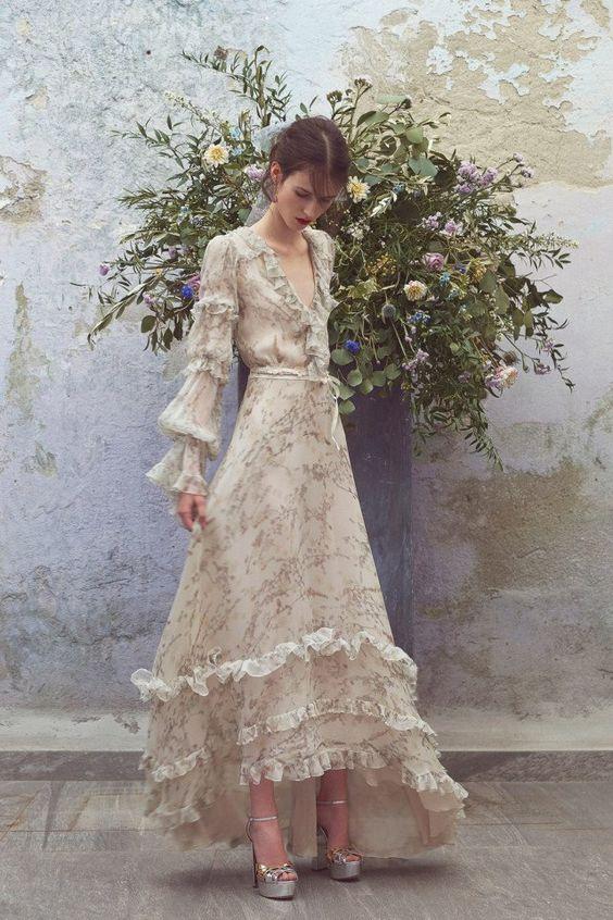 modelos vestidos romanticos 3