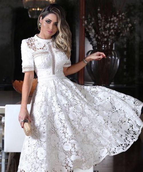 modelos vestidos romanticos 6