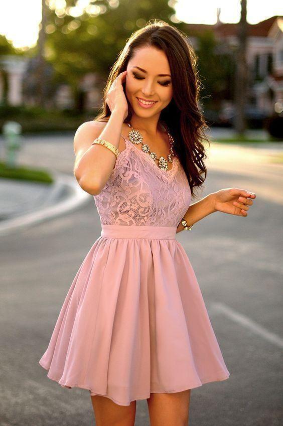 modelos vestidos romanticos 9