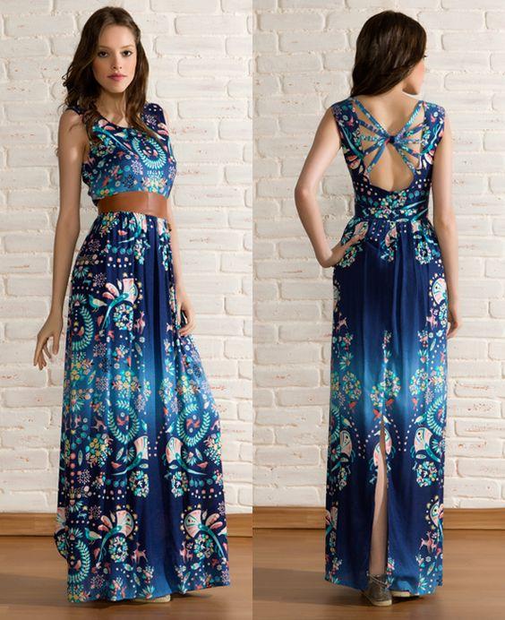 modelos vestidos soltos 2